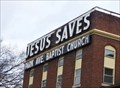 Image for Jesus Saves Park Avenue Baptist Church, Binghamton, NY