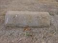 Image for Bill Bowling - Sanger Cemetery - Sanger, TX