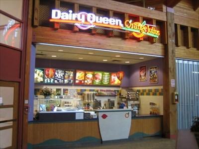 Gateway Niagara Food Court Restaurants