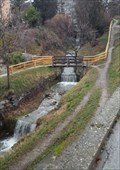 Image for Waterfalls Chemin des Moulins - Sierre, VS, Switzerland