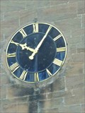 Image for Clock, St Leonard's Church, Clent, Worcestershire, England