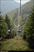 Image for Lanová dráha Ráztoka – Pustevny / Chairlift Ráztoka – Pustevny (Trajanovice, North Moravia)