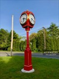 Image for Electric Time Company, Inc. clock - Medfield, Massachusetts
