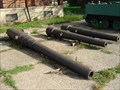 Image for Historic Fort Wayne, Detroit, cannons