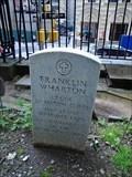 Image for Grave of Franklin Wharton - Manhattan, New York