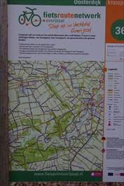 36 - Rheezerveen - NL - Fietsroutenetwerk Overijssel