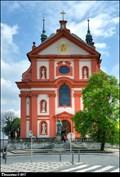 Image for Bazilika Nanebevzetí Panny Marie / Basilica of the Assumption of Our Lady (Stará Boleslav)