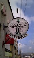 Image for Coca-Cola Sign, Kaznejov, CZ, EU