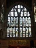 Image for 15th century windows, Great Malvern Priory, Great Malvern, Worcestershire, England