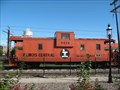 Image for Homewood Railroad Park Caboose - Homewood, IL