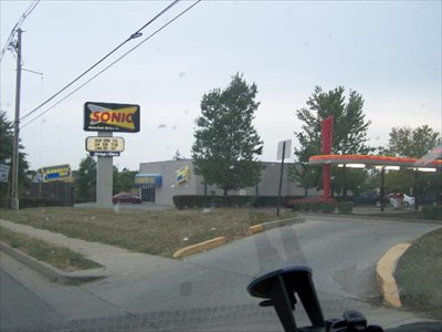 Sonic Lexington Rd Georgetown Ky Drive In Restaurants On Waymarking
