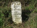 Image for Bustard Hill Milestone - Tilbrook, Cambridgeshire, UK