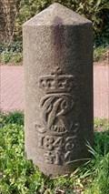 Image for Meilenstein Hamburg-Elmenhorster Chaussee - Ahrensburg, S.-H., Deutschland