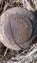 Image for NY0298 - OSHD 'E 317' BM - Klamath County, OR