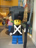 Image for Danish Royal Life Guards - Lego Store - Copenhagen, Denmark