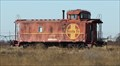 Image for ATSF Caboose 999321 -- TX 114 nr CR 1100, nr Reese Center TX