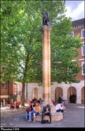 Image for Knights Templar Column - Inner Temple (London)