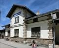 Image for Train Station -  Senohraby, Czech Republic
