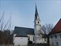 Image for Katholische Pfarrkirche St. Margaretha - Frasdorf, Lk Rosenheim, Bayern, Germany