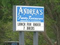 Image for Andrea's Family Restaurant - Winter Haven, Florida USA