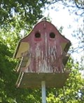 Image for Red Barn Bird House - New Florence, MO