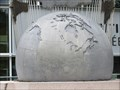 Image for Globe Terrestre du Musée Maritime du Québec - Québec Maritime Museum Earth Globe - L'Islet, Québec