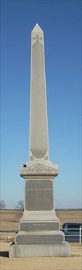 Image for Marais Du Cygne Martyr's Monument - Trading Post, Kansas
