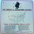 Image for American Traffic Safety Services Assoc. — The Dwight D. Eisenhower Highway — 34 Years — Button Point, NV