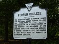 Image for Ferrum College
