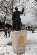 Image for Laurence Olivier - South Bank, London, England