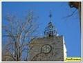 Image for Horloge de la tour du guet - Rians, France
