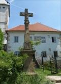 Image for Kamenný kríž u kostela sv. Jana Krtitele - Kurdejov, okres Breclav, CZ