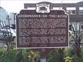 Image for Lueddemann's-on-the-River Historical Marker