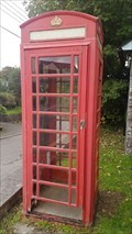 Image for Red Telephone Box - Jacobstow, Cornwall