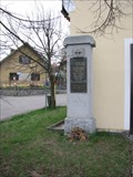 Image for World War Memorial - Zahorcice, Czech Republic