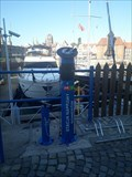 Image for Bike repair station at Szafarnia, Gdansk - Poland
