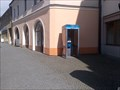 Image for Payphone / Telefonni automat - Masarykovo nam., Namest nad Oslavou, Czech Republic