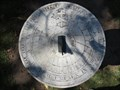 Image for Mission Cemetery Sundial - Santa Barbara, CA