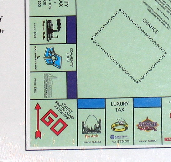 Monopoly In The Real World Property Values For Boardwalk Baltic And More