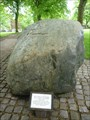 Image for Glacial Erratic, Tunstall, Stoke - on -Trent, Staffordshire.