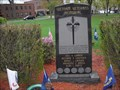 Image for Vietnam War Memorial, Town Common, West Springfield, MA, USA