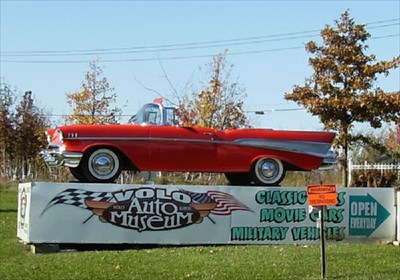 Volo Auto Museum - Fast Facts - Welcome to Chicago.About.com