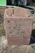 Image for El Camino Real de los Tejas -- DAR Marker No. 85, Mission Road at E Hart Road, San Antonio TX