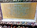 Image for The Ranta Family Bench - Bonner, MT