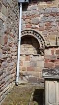 Image for Priest's Door Arch - St Andrew - Wroxeter, Shropshire