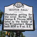"""Image for """"Scotch Hall"""", Marker A-49"""