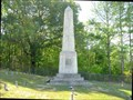 Image for Unknown Confederate Dead Monument- Kingston, Georgia