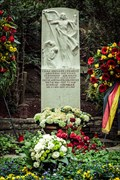 Image for Konrad Adenauer, Waldfriedhof Rhöndorf, NRW, Germany