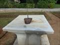 Image for N 37 58.3 E 23 44  - National Gardens Sundial - Athens, Greece