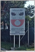 Image for Coats of Arms township Zapy, CZ